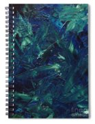 Transtions Xi Spiral Notebook