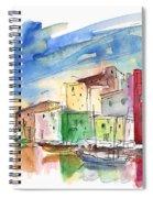 Trapani 04 Spiral Notebook