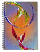 Trapeze Angels Spiral Notebook