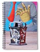 Trash Or Art Spiral Notebook