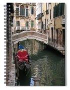 Trattoria Alberco Caneva  Spiral Notebook