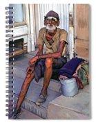 Travelin' Man II Spiral Notebook