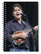 Travelin' Mccoury's - Ronnie Mccoury Spiral Notebook