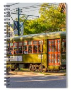 Traveling In New Orleans Spiral Notebook
