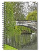 Traveling The Cam Spiral Notebook