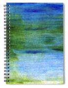 Traveling West Spiral Notebook