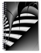 Traverse Time Spiral Notebook