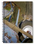 Treadmill Spiral Notebook