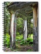 Treadwell Mine Building Spiral Notebook