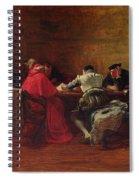 Treason, 1867 Spiral Notebook
