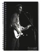 Treat Her Right - Mark Sandman Spiral Notebook