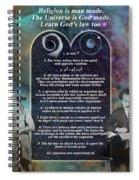 Treatise Spiral Notebook