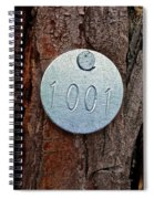 Tree 1001 Spiral Notebook
