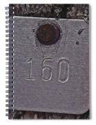 Tree 160 Spiral Notebook