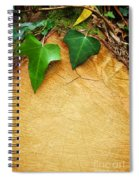 Tree Background Spiral Notebook