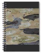 Tree Bark II Spiral Notebook