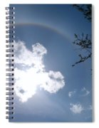 Tree Bow Spiral Notebook