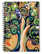 Tree Candy 2 Spiral Notebook
