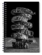 Tree Deconstructed Spiral Notebook