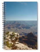 Tree Edge Spiral Notebook