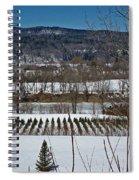 Tree Farm Spiral Notebook