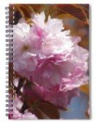 Tree Flower 01 Spiral Notebook