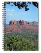 Tree Frame Spiral Notebook