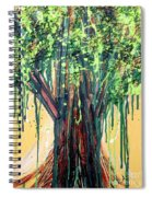Tree Grit Spiral Notebook