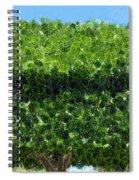 Tree House Fantasy Spiral Notebook