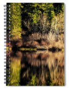 Tree Impressions Spiral Notebook