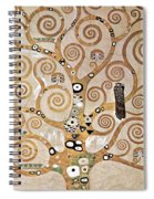Tree Of Life - Lebensbaum Spiral Notebook