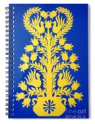 Tree Of Love Spiral Notebook