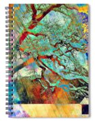 Tree Of Many Colors Spiral Notebook