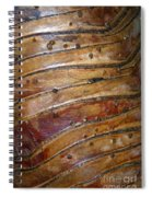 Tree Patterns Spiral Notebook