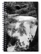 Tree Reflections Spiral Notebook