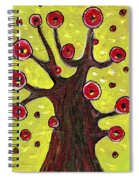 Tree Sentry Spiral Notebook