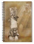 Tree Stump 2 The Forgotten Series 15 Spiral Notebook