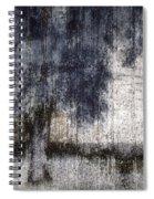 Tree Through Sheer Curtains Spiral Notebook