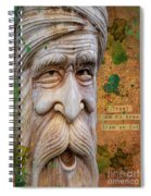 Treebeard Spiral Notebook