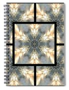 Treescape Feather Page Spiral Notebook