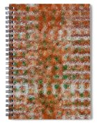 Trellis Spiral Notebook