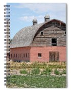 Tremonton Barn Spiral Notebook