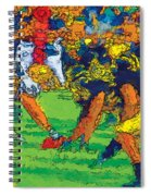 Trench Warfare Color Spiral Notebook
