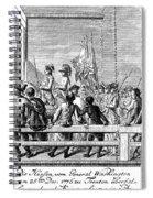 Trenton: Prisoners, 1776 Spiral Notebook