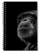 Trepidation Spiral Notebook