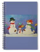 Tres Chic Spiral Notebook