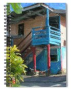 Trevas House Spiral Notebook