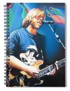 Trey Anastasio And Lights Spiral Notebook