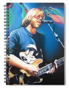 Trey Anastasio And Lights Spiral Notebook
