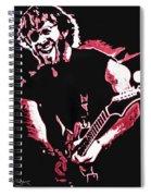 Trey Anastasio In Pink Spiral Notebook